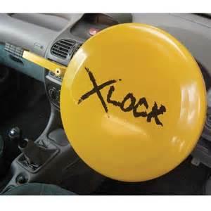 Steering Wheel Disc Lock X Lock Steering Wheel Disk Lock