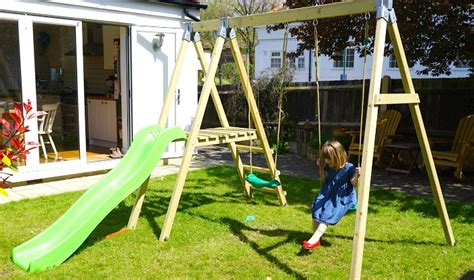 second hand swing set in the land of make believe imaginative play running