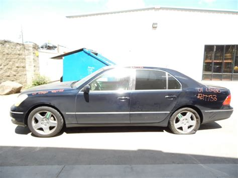 navy blue lexus 2001 lexus ls430 navy blue 4 3l at z17733 rancho lexus