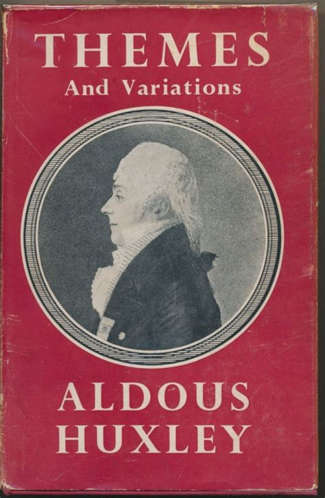 themes variations london themes and variations aldous huxley first edition