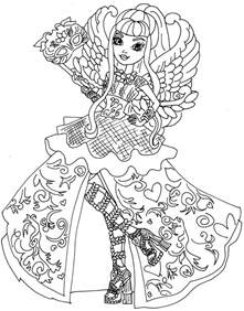 free printable coloring pages cupid thronecoming coloring
