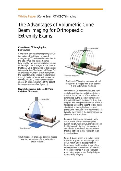 Cd E Book Cone Beam Volumetric Imaging In Dental And Maxillofaci the advantages of volumetric cone beam imaging for orthopaedic extrem