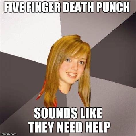 Punch Meme - musically oblivious 8th grader meme imgflip
