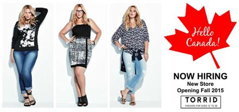 Torrid Gift Card Locations - torrid opens first canadian store in toronto on september 1st canadian freebies