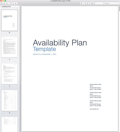 apple pages templates availability plan apple iwork pages numbers