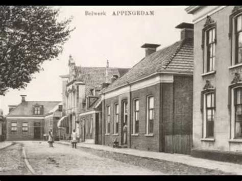Oud Appingedam by Appingedam Vroeger