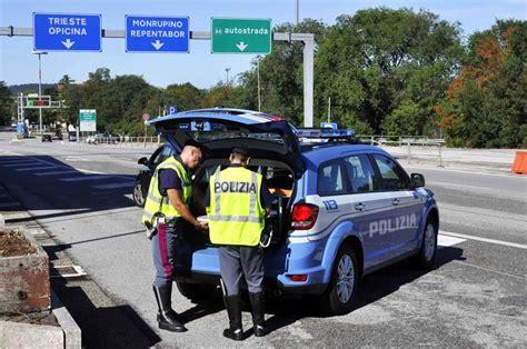 polizia stradale di bologna ufficio verbali utilizzo polo operativa per gli operatori della polizia
