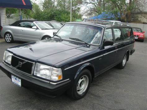 sell   volvo dl wagon  actual miles  englewood colorado united states