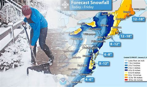 weather map east coast usa snow grayson path live intensifies for direct