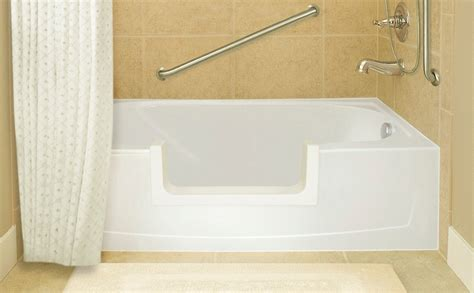 Is It Safe To In The Bathtub by Step In Bathtubs Step In Bathtubs With Shower