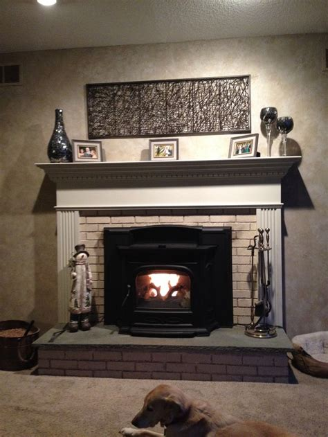 Used Fireplace by Pellet Stove Fireplace Insert Used Images