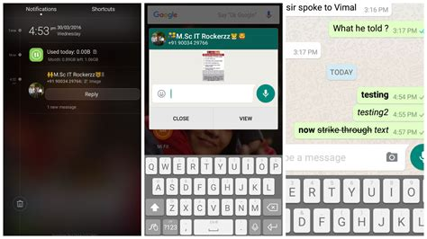 format video for whatsapp whatsapp new updates brings format text reply button in