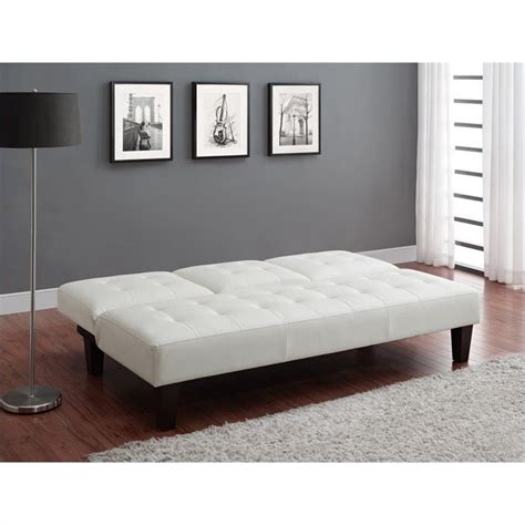 futon in office white futon convertible office sofa bed living room