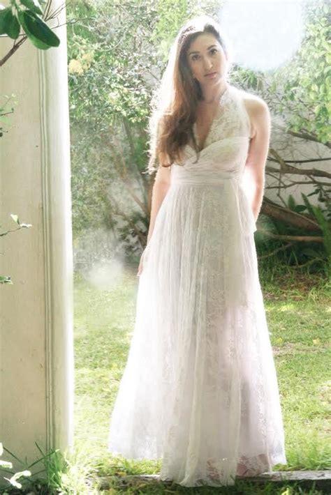 infinity wedding lace wedding dress wrap wedding dress infinity dress