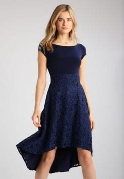 swing kleid dunkelblau kleid dunkelblau kurz