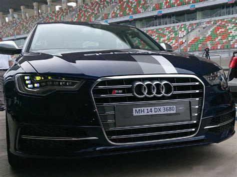 audi s6performance sedan india launch drivespark