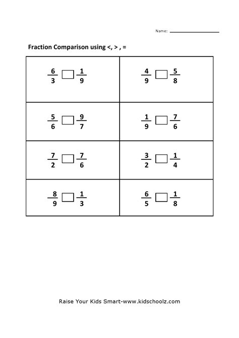 Fractions Worksheets Grade 4 by Fraction Worksheet For Grade 4 Kelpies