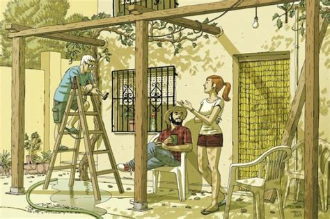 la casa fumetto la casa l ultimo libro a fumetti di paco roca dieci