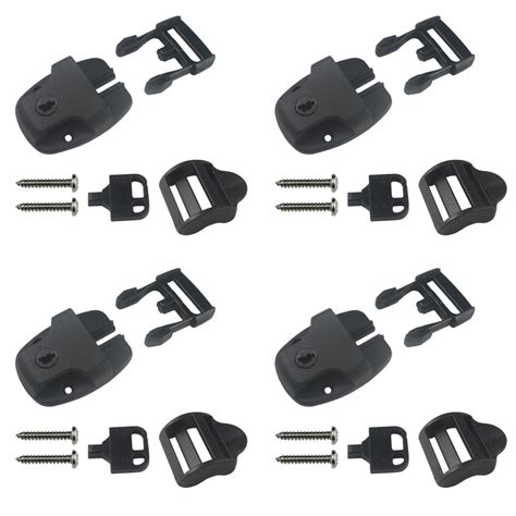 bathtub hardware parts 4 spa hot tub cover broken latch repair kit clip lock with