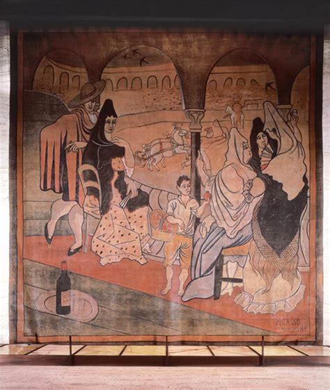picasso curtain taking down picasso by martin filler nyr daily the