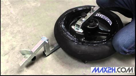 Motorrad Youtube Video by Reifenmontierger 228 T Motorrad Max2h Youtube