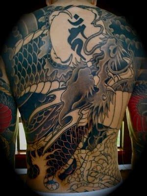 tribal tattoo yakuza japanese yakuza tattoos in the world