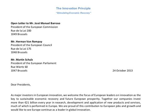 Petition Letter For Opening A Subject Looking For Real Transparency An Open Letter To The European Commission S Chief Scientist