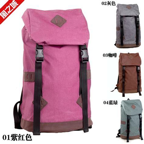 Tas Bao Bao Square canvas backpack bag bag tas cewek