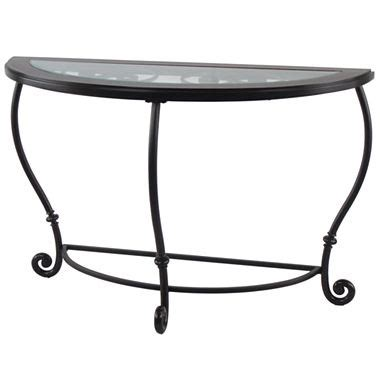 jcpenney sofa table dehlan console table jcpenney for the home pinterest