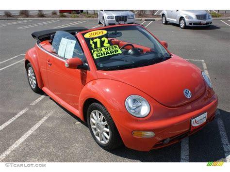 2004 Volkswagen Bug by 2004 Volkswagen New Beetle Convertible Pictures