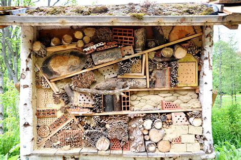 Material F R Insektenhotel 3682 by Verband Der Gartenbauvereine Saarland Rheinland Pfalz E
