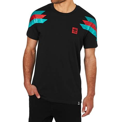 Kaosbajut Shirt Adidas 3 adidas originals copa germany t shirt black free uk delivery