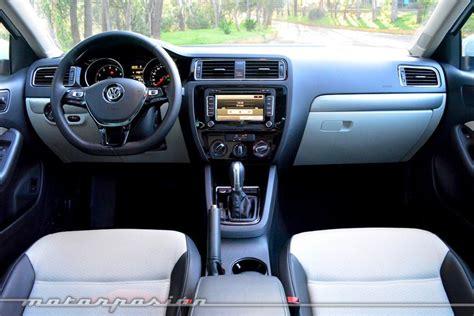 Vw Jetta 2015 Interior Volkswagen Jetta 2015 Prueba Parte 1