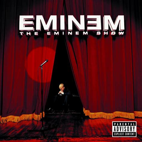 eminem genius eminem the eminem show tracklist album art genius