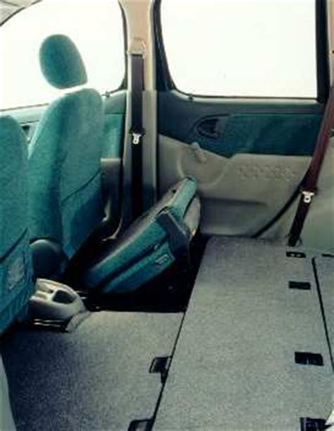 Toyota Yaris Back Seat Fold Are There Any Secondhand Small Cars With Clip Out Seats