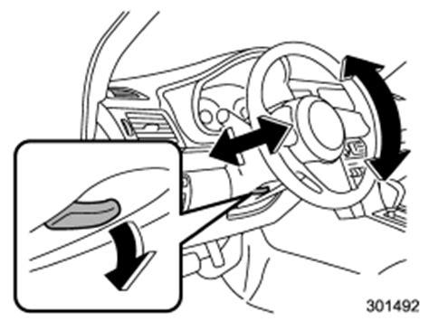 book repair manual 2010 subaru legacy seat position control tilt telescopic steering wheel instruments and controls subaru legacy owners manual subaru