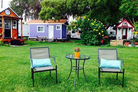 tiny house rental community 15 livable tiny house communities