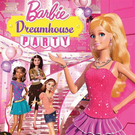 house party game barbie dreamhouse party game giant bomb