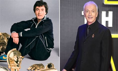 anthony daniels ta el antes y despu 233 s de los actores de star wars