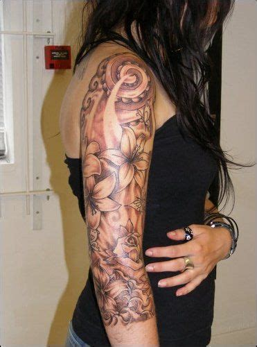 3 quarter sleeve tattoo pictures tattoos for women drawings and sleeve on pinterest