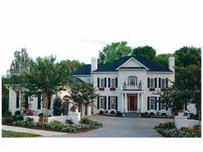 georgian style house plans eplans georgian house plan magnificent mansion 5432 square feet and 5 bedrooms from eplans