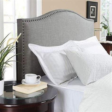 upholstered grey headboard upholstered linen fabric headboard queen bed padded beds