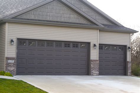 Garage Door Side Springs Garage Doors 43 Beautiful Brown Garage Door Photos Ideas Brown Garage Doors With