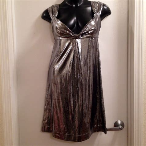 Miss Sixty Dress 64 miss sixty dresses skirts miss sixty metallic