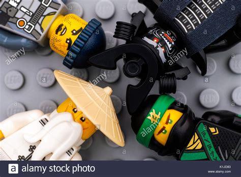Premium Brick Lego Ninjago Mobil Tempur Of Black Rider Sy 331 tambov russian federation august 19 2017 four lego ninjago stock photo royalty free