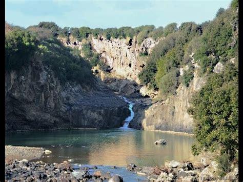 fiume fiora vulci piena estate lungo il fiume fiora
