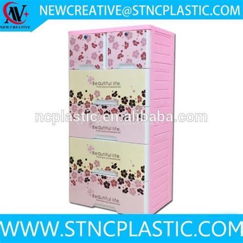 Lemari Plastik 100 Ribu 5 Tier Almari Plastik Drawer Harga Lemari Plastik Murah
