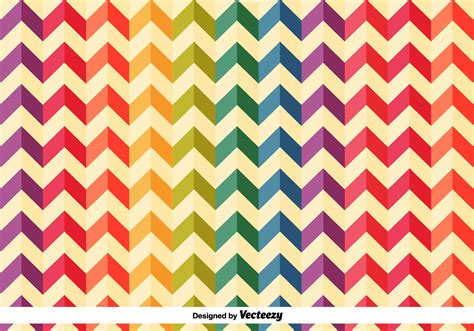 designs free colourful herringbone vector pattern free