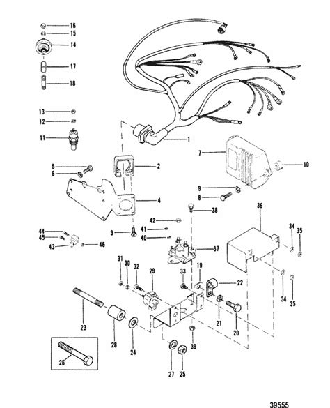 Mercruiser Electrical System Wiring Diagrams 28 Images   Jzgreentown.com