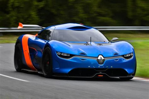 renault alpine a110 50 renault alpine a110 50 concept official pictures evo